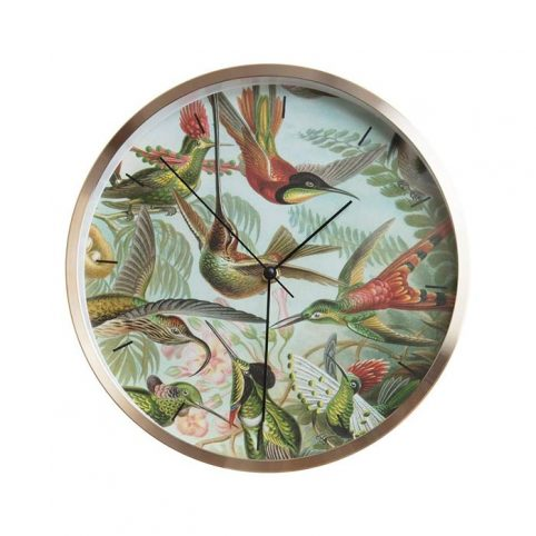 Hummingbirds Wall Clock - Buy Online UK
