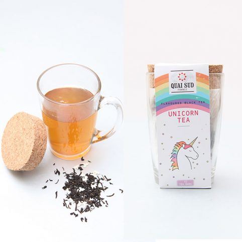 Unicorn Flavoured Tea by Quai Sud - Buy Online UK