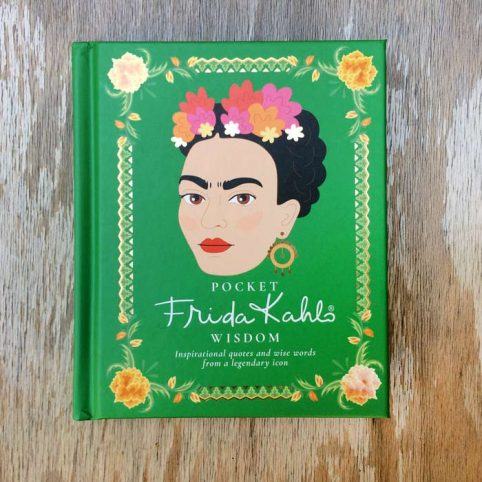 Pocket Firda Kahlo Wisdom - Buy Online UK