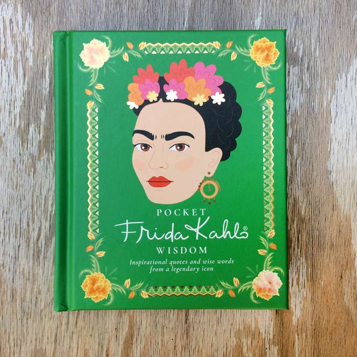 Pocket Firda Kahlo Wisdom - Buy Online UK