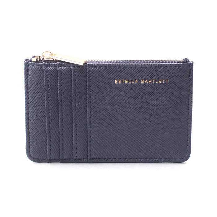 Navy Card Holder And Purse - Buy Online UK