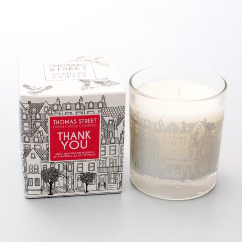Thank You Candle - Thomas Street Buy Online UK