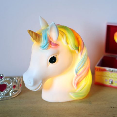 Unicorn Head Lamp - Free UK Delivery