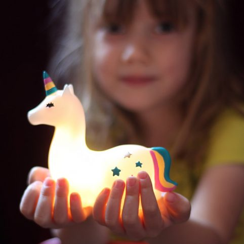 Unicorn LED Night Light - Buy Online UK