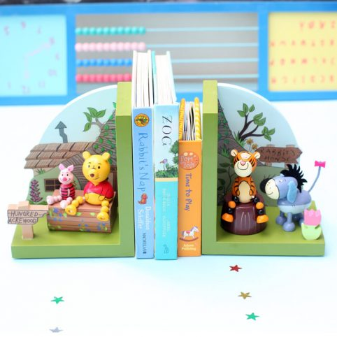 Winnie The Pooh Bookends - Buy Online UK
