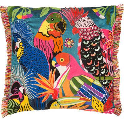 Malini Cushions - Paradise Design Buy Online UK