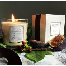 Fig Scented Candle - Buy Online UK