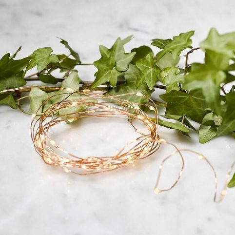 Talking Tables Copper String Lights - Buy Online UK