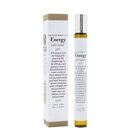 Aromatherapy Energy Pulse Point - Free UK Delivery