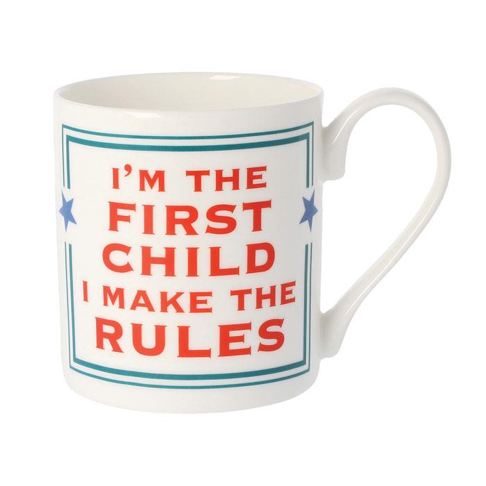 First Child Mug