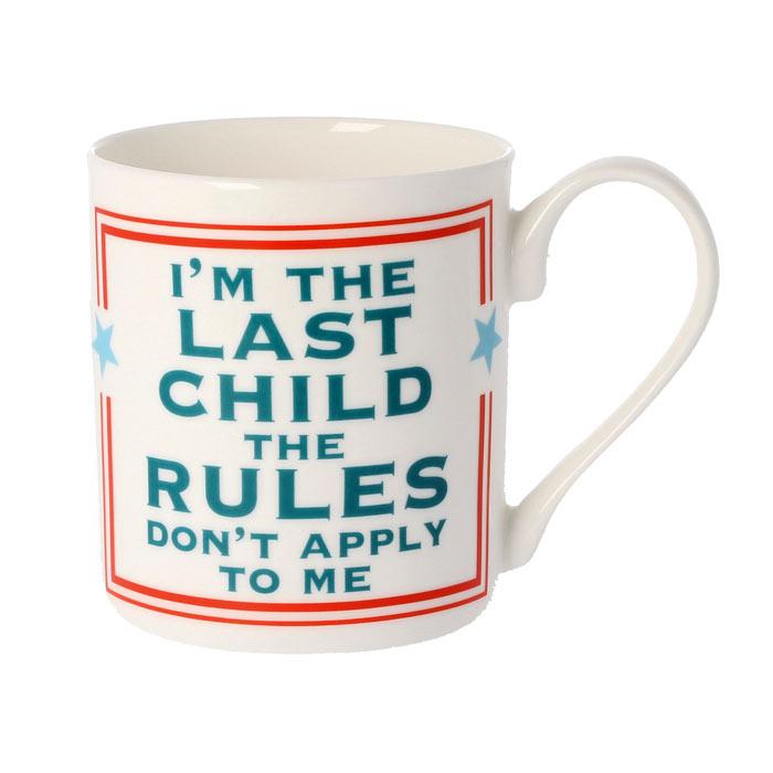 I'm the Last Child Mug - Buy Online UK