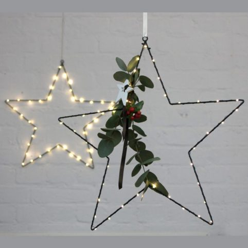 Metal Star Light - Buy Online UK