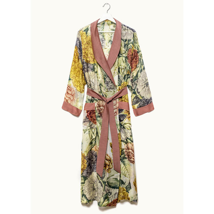 One Hundred Stars Dahlia Dressing Gown