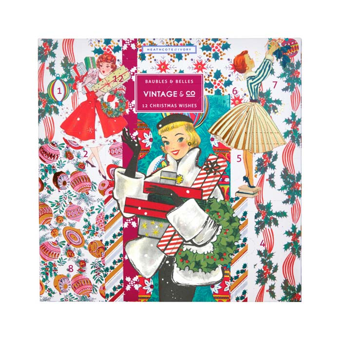 Heathcote and Ivory Advent Calendar - Buy Online UK