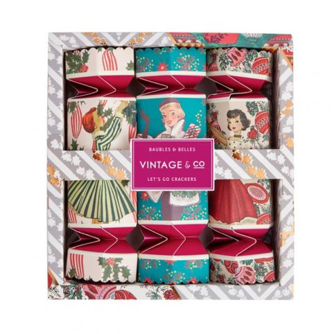 Vintage and Co Hand Cream Crackers - Buy Online UK