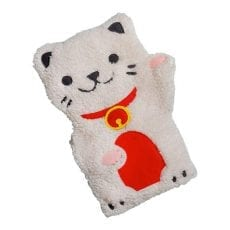 Heated Huggable Lucky Cat - Buy Online UK