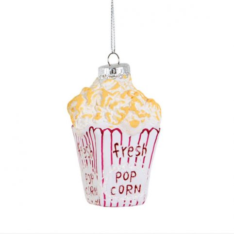 Sass and Belle Pop Corn Christmas Ornament