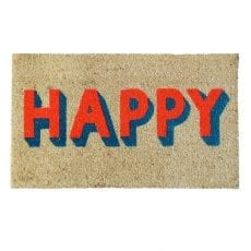 Happy Doormat Bombay Duck - Buy online UK