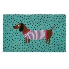 Sausage Dog Door mat - Buy Online UK