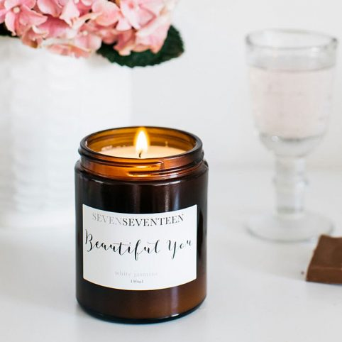 Beautiful You Candle - Buy Online UK