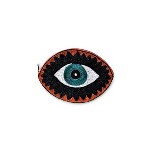 Beaded Eye Clutch Kitsch Kitchen