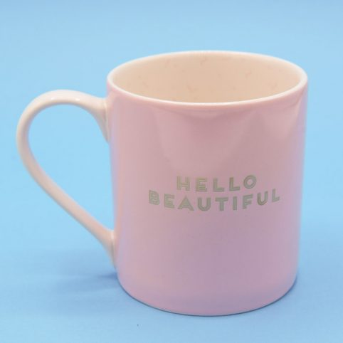 Hello Beautiful Mug - Upon the Moon Gifts