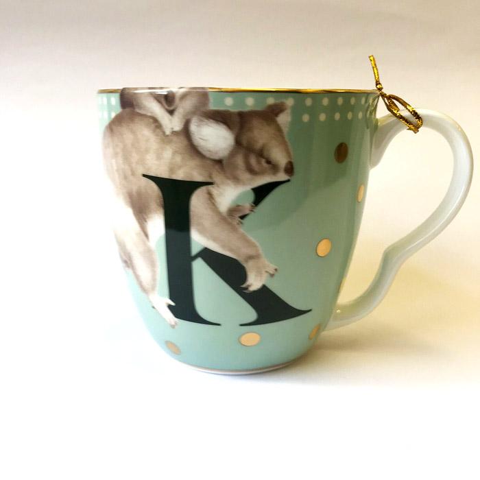 Yvonne Ellen K Mug - Animal Design