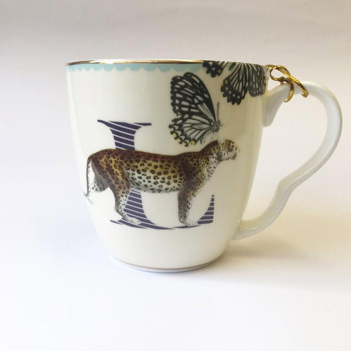 Yvonne Ellen Letter Mugs - Buy Online UK