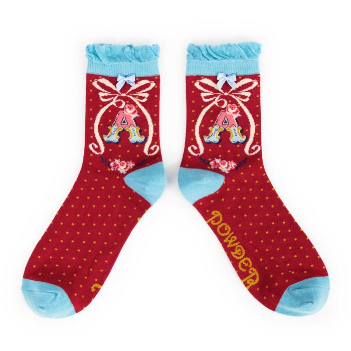 Letter Socks - Buy Online UK