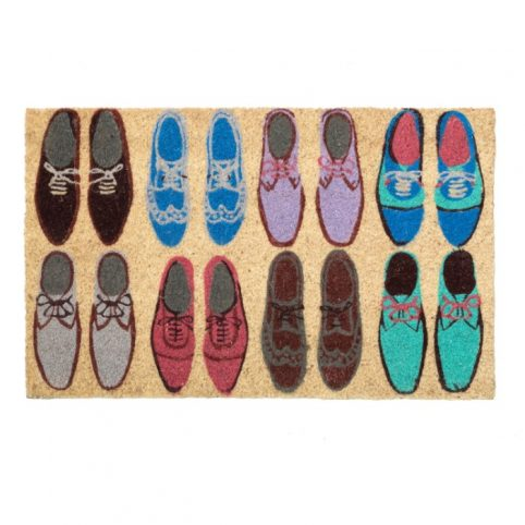 Brogue Shoes Doormat - Bombay Duck