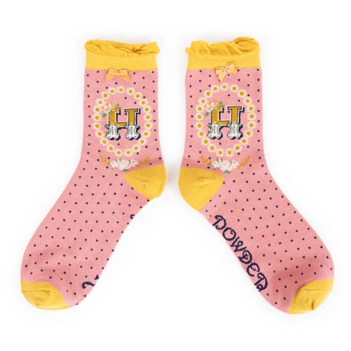 Letter Socks - UK