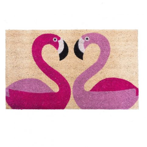 Flamingo Doormat - Bombay Duck