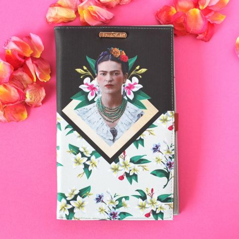 Frida Kahlo Travel Wallet - Buy Online UK