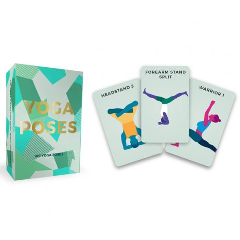Yoga Poses Buck List - Buy Online UK