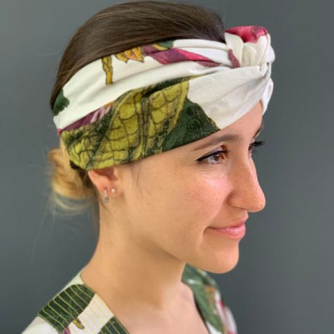 One Hundred Stars Floral Headband - Buy Online UK