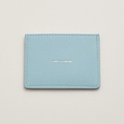Estella Bartlett Sky Blue Card Holder