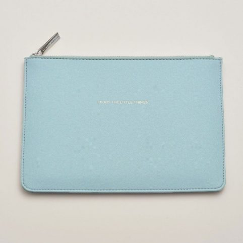 Estella Bartlett Light Blue Pouch