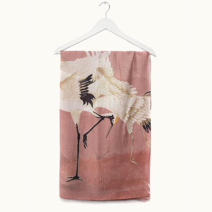 pink-stork-scarf