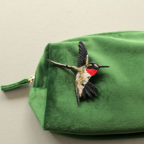 Sixton Hummingbird Brooch
