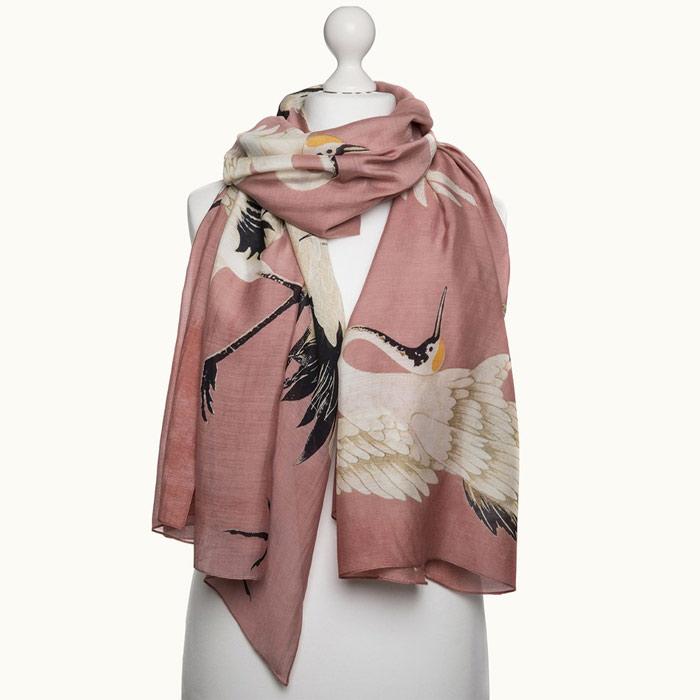 stork-pink-scarf