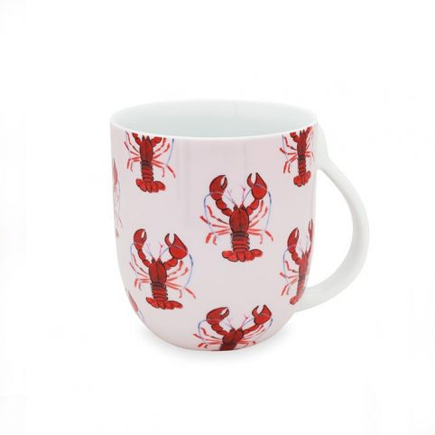 Fabienne Chapot Lobster Large Mug - Buy Online UK