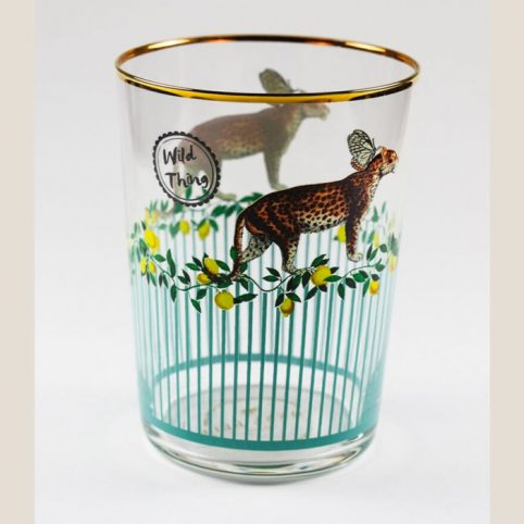 Cheetah Glass Purchase Online UK