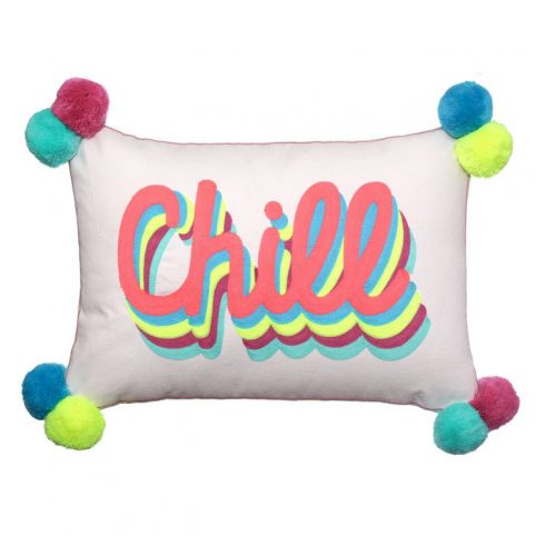 Chill Pom Pom Cushion Buy Online UK