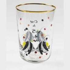 Cest La Vie Glass Buy Online UK