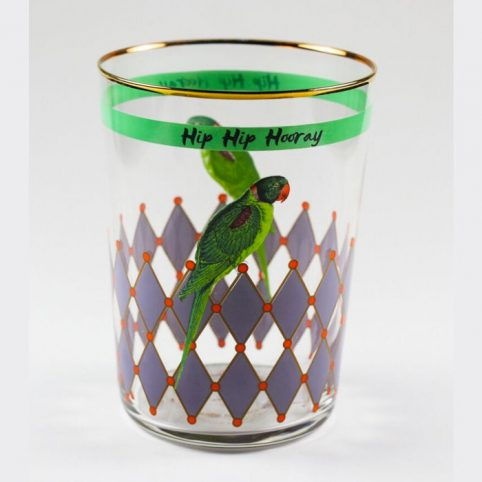 Yvonne Ellen Parrot Glass For Sale Online UK