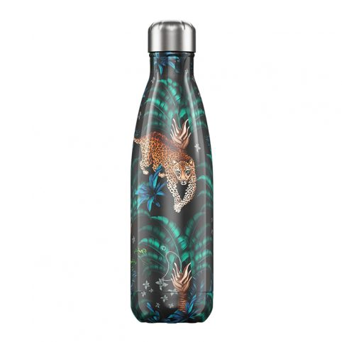 Chilly Bottle Cheetah - limited edition print. For sale online and in-store with free UK delivery on orders over £20