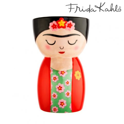 Frida Kahlo Vase for sale online or in our Spitalfields store