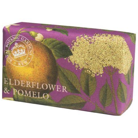 Kew Gardens Elderflower & Pomelo Soap - Buy Online UK