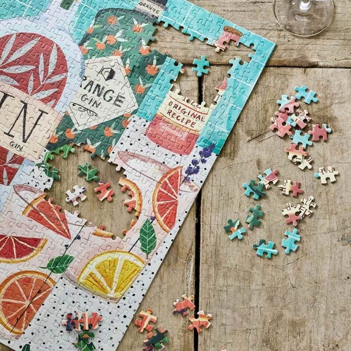 Gin Puzzle - Buy Online UK