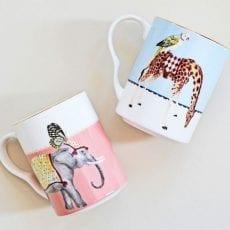 Yvonne Ellen Carnival of 2 Mugs